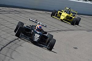 USF2000 Raceverslag Podium voor Van Kalmthout, Askew dicht bij USF2000-titel