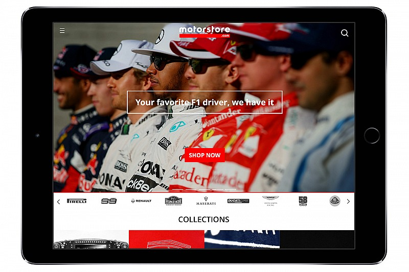 """""""شبكة موتورسبورت"""" الإعلامية الرقمية العالمية تطلق متجر """"موتورستور.كوم"""" الإلكتروني"""