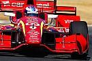 IndyCar Az IndyCar is dolgozik a fej védelmén, nem csak a Forma-1