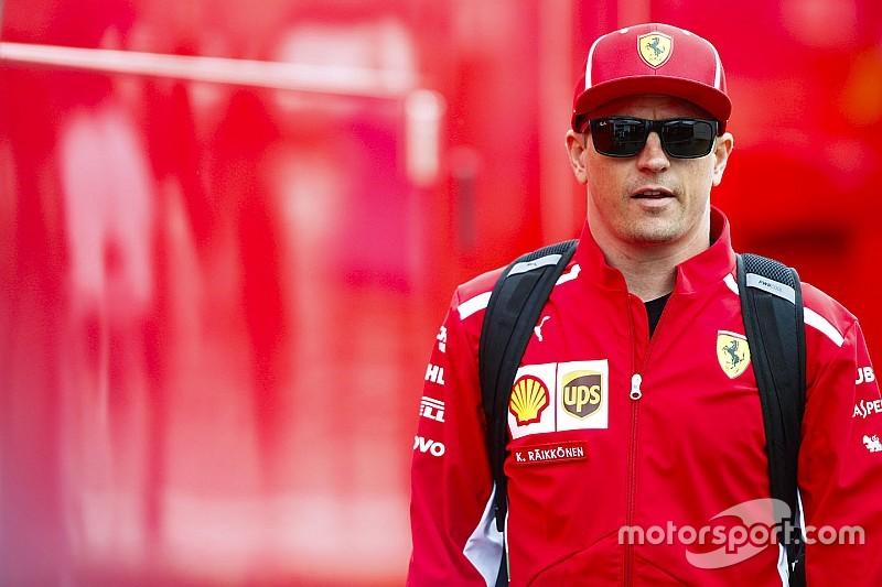 Raikkonen, McLaren'a gideceği yönündeki haberlerle ilgilenmiyor