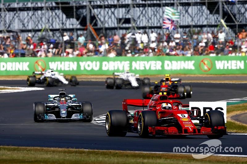 Analisi: Mercedes in forte calo di punti rispetto al 2017, Ferrari e Sauber in crescita