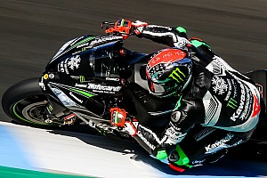 WSBK Test Test Jerez, Giorno 2: Kawasaki al top con Sykes. Bene Baz e Torres