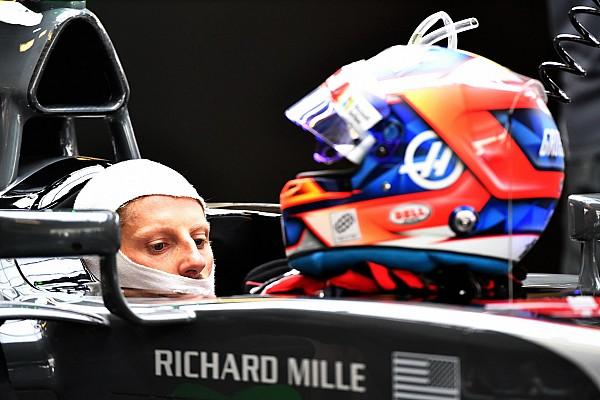 Formule 1 Nieuws Grosjean wil tot zijn veertigste in F1 racen