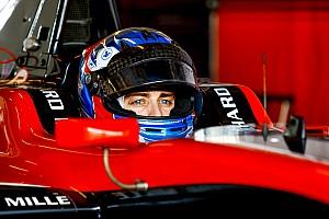 GP3 Breaking news Hughes seals GP3 return with ART