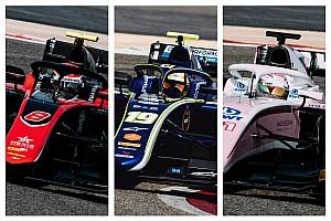 FIA F2 Preview Guide 2018 - Le plateau Formule 2 passé au crible