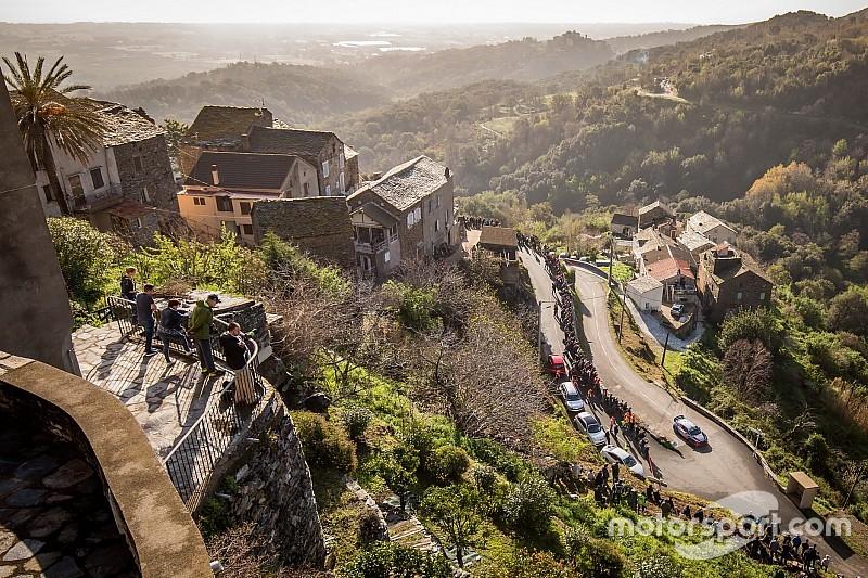 Le Tour de Corse maintenu au calendrier WRC en 2019