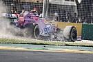 Las mejores fotos del primer día del 'curso' 2018 de F1