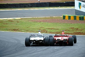 Brasilien 2001: Als Montoya die Formel-1-Welt und Schumacher verblüffte