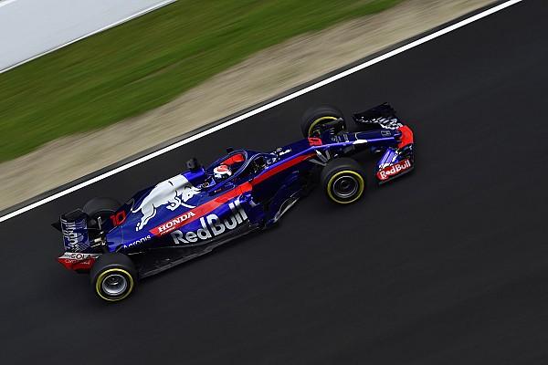 Formule 1 Actualités Avec Honda, Toro Rosso a trouvé la liberté