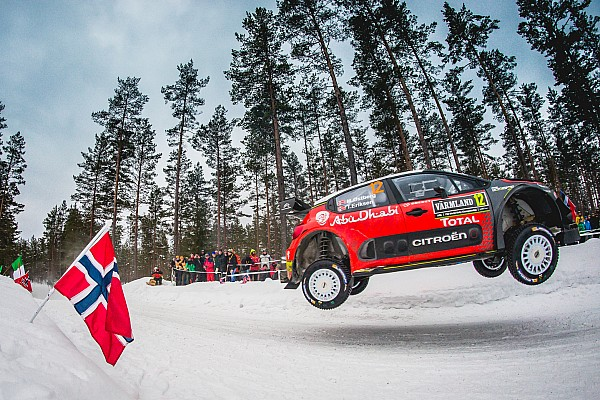 Citroën fait appel à Østberg pour deux rallyes
