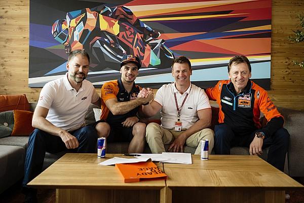 KTM confirme Miguel Oliveira chez Tech3 en 2019