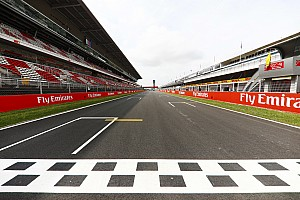 Confira quando cada piloto testa nesta semana em Barcelona