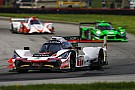 IMSA Mid-Ohio IMSA: Castroneves leads warm-up, Nasr shunts