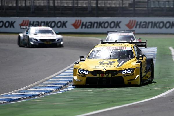 DTM Timo Glock se anota la victoria en una espectacular carrera del DTM