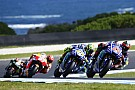 MotoGP Vinales turns focus to beating Dovizioso to runner-up spot
