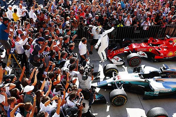 F1 Reporte de la carrera Hamilton domina en Austin y Ferrari no logra sorprender con la estrategia