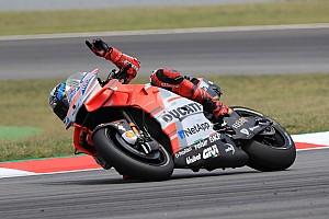 Lorenzo sobra e vence 2ª seguida na Ducati; Rossi é 3º