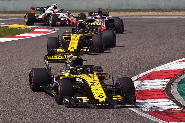 Sainz vs Verstappen shows Hulkenberg's strength - Renault