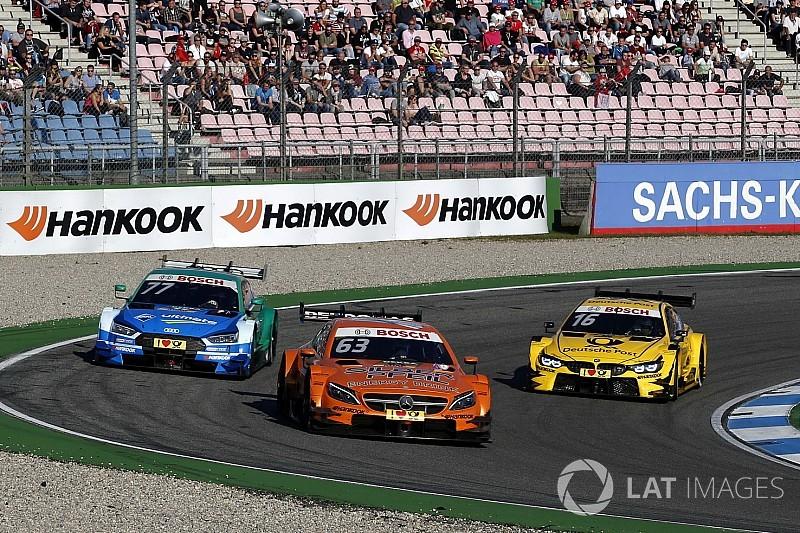 DTM 2018: Wer fährt für Audi und Mercedes?