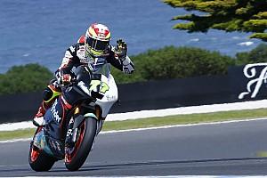 Moto2 Actualités Aegerter, adieu Suter : à partir de 2018 il courra avec la KTM !