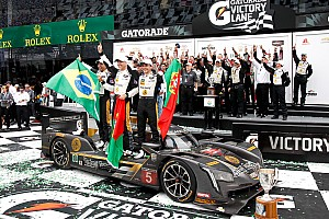 Rolex 24: AXR Cadillac wins with new distance record
