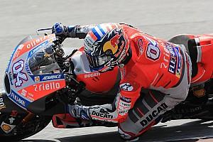 MotoGP Noticias de última hora Dovizioso pide mantener