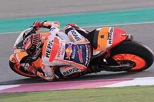 MotoGP News Honda-Trio optimistisch: