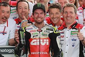 MotoGP News Cal Crutchlow: Vergleiche mit Barry Sheene sind eine Ehre