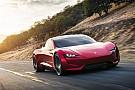 Automotive Tesla stellt neuen Roadster vor