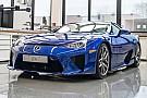 Automotive Lexus talks about how it services its own LFA