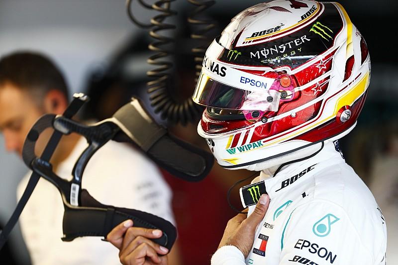 Hamilton: nincs új motor a Ferrariban, mégis nagyon gyorsak az egyenesekben