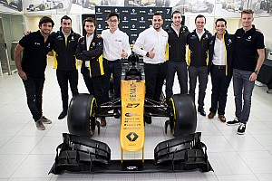 How you can help create a Formula 1 car