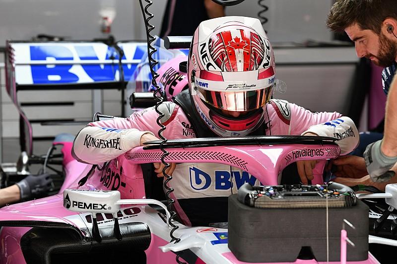 Латіфі дебютує у практиці Формули 1 в Монреалі