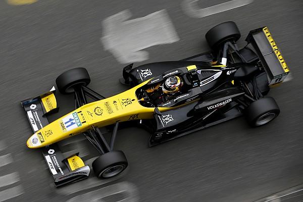 F3-Euro Crónica de Carrera Fenestraz llegó a la victoria en Pau
