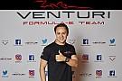 Fórmula E VÍDEO: Massa faz primeiro teste com a Venturi na Fórmula E