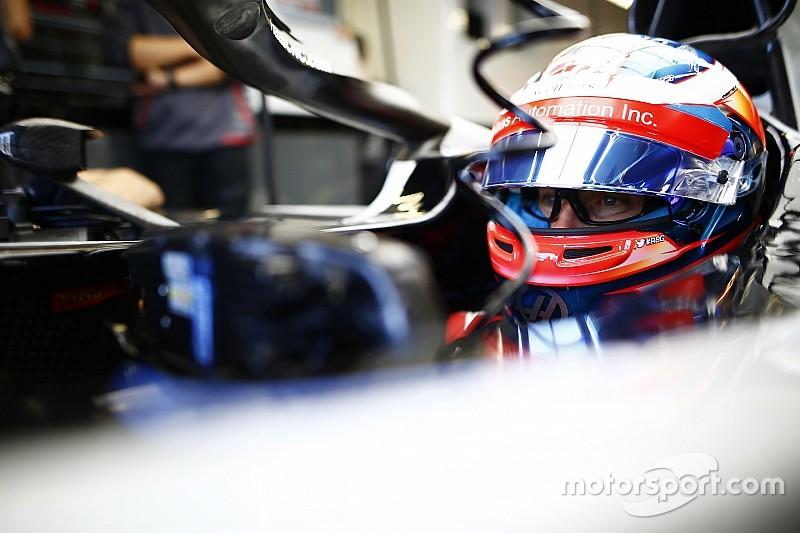 La F1 a abandonné le concept de caméra sur des lunettes