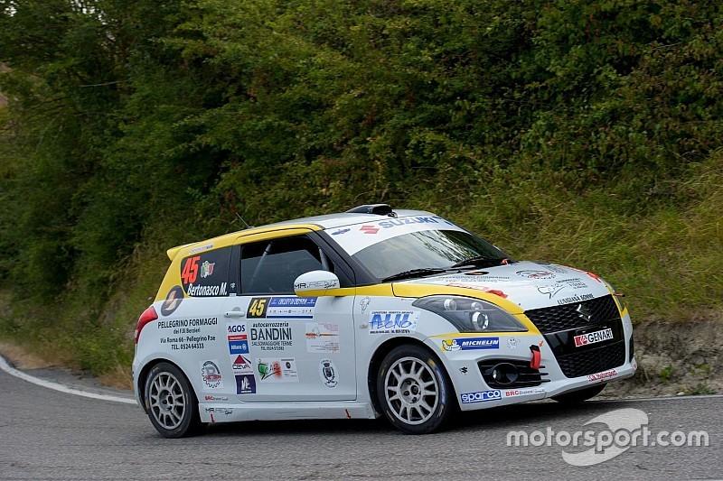 Suzuki: a Cremona vincono Lucarelli (Rally Trophy) e Rivia (Rally Cup)