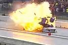 NHRA Video: Gewaltige Explosion bei Dragster-Rennen in New England