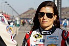 Danica Patrick penalized for walking onto hot race track