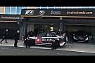 La Münnich Motorsport al lavoro a Valencia
