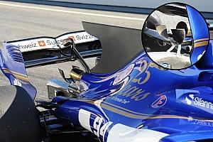Formula 1 Analysis Tech update: Sauber's unique monkey seat solution