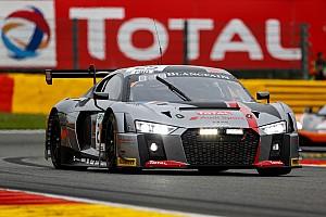 Blancpain Endurance Résumé de course Audi Saintéloc remporte les 24 Heures de Spa
