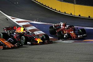 Forma-1 Motorsport.com hírek SZAVAZÁS: Szerinted ki volt a hibás a szingapúri rajtbalesetben?