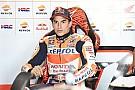 Aragon MotoGP: Marquez tops FP3, Rossi books Q2 spot