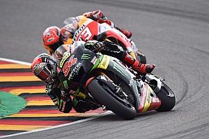 MotoGP Результаты Положение в зачете MotoGP после Гран При Германии