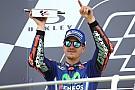 """Viñales: """"Rossi y Márquez estaban lejos y no quise arriesgar"""""""