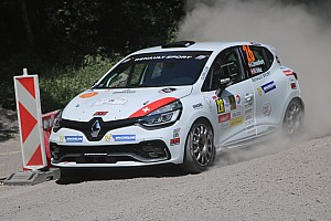 Trofei marca svizzera Gara Rallye du Chablais: Gonon sbaglia, Devanthéry ringrazia e ricuce il divario