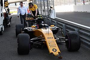 Forma-1 Jelentés a versenyről Palmer és Grosjean egymásra mutogatnak - versenybaleset?!