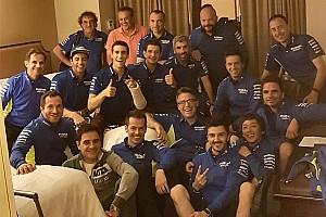 MotoGP Ultime notizie Rins sta rientrando a Barcellona, sarà operato a metà settimana
