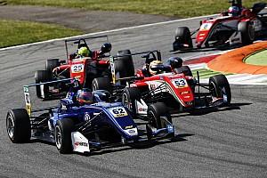 Евро Ф3 Отчет о гонке Илотт выиграл третью гонку Ф3 в Монце